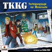 Cover-Bild zu 199/Verfolgungsjagd vor Mitternacht von Tkkg (Komponist)