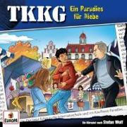 Cover-Bild zu TKKG 202. Ein Paradies für Diebe von Tkkg (Komponist)