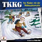 Cover-Bild zu 203/Der Räuber mit der Weihnachtsmaske von Tkkg (Komponist)