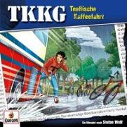 Cover-Bild zu TKKG 205. Teuflische Kaffeefahrt von Tkkg (Komponist)
