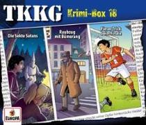 Cover-Bild zu TKKG Krimi-Box 18 von Tkkg (Komponist)