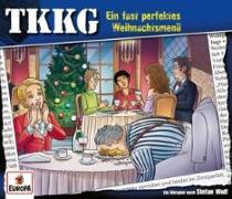 Cover-Bild zu Ein fast perfektes Weihnachtsmenü von Tkkg (Komponist)