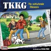 Cover-Bild zu 186/Die schlafende Chinesin von Tkkg (Komponist)
