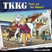 Cover-Bild zu 192/Feuer auf Gut Ribbeck! von Tkkg (Komponist)