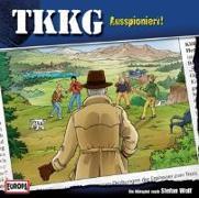 Cover-Bild zu 187/Ausspioniert! von Tkkg (Komponist)