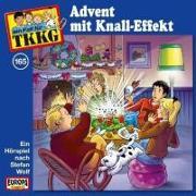 Cover-Bild zu 165/Advent mit Knall-Effekt von Tkkg (Komponist)