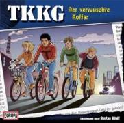 Cover-Bild zu 181/Der vertauschte Koffer von Tkkg (Komponist)