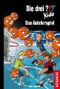 Cover-Bild zu Die drei ??? Kids, 87, Das Geisterspiel (drei Fragezeichen Kids) (eBook) von Pfeiffer, Boris