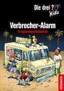 Cover-Bild zu Die drei ??? Kids, Verbrecher-Alarm. (drei Fragezeichen Kids) (eBook) von Blanck, Ulf