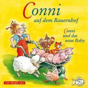 Cover-Bild zu Conni auf dem Bauernhof / Conni und das neue Baby