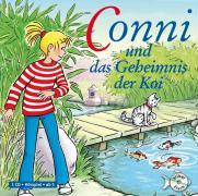 Cover-Bild zu Conni und das Geheimnis der Koi