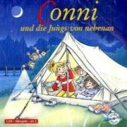 Cover-Bild zu Conni und die Jungs von nebenan von Boehme, Julia