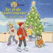 Cover-Bild zu Der große Adventskalender von Sander, Karoline