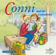 Cover-Bild zu Conni und der Liebesbrief