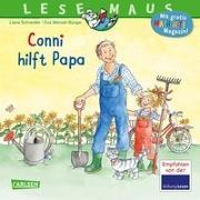 Cover-Bild zu LESEMAUS 191: Conni hilft Papa von Schneider, Liane