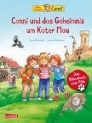 Cover-Bild zu Conni-Bilderbücher: Conni und das Geheimnis um Kater Mau von Schneider, Liane