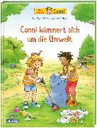 Cover-Bild zu Conni-Bilderbücher: Conni kümmert sich um die Umwelt von Schneider, Liane