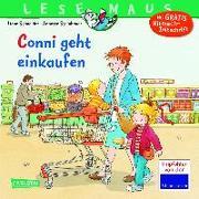 Cover-Bild zu LESEMAUS, Band 82: Conni geht einkaufen von Schneider, Liane