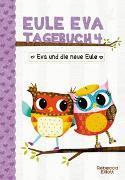 Cover-Bild zu Eule Eva Tagebuch 4 - Kinderbücher ab 6-8 Jahre (Erstleser Mädchen) von Elliott, Rebecca
