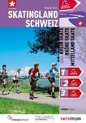 Cover-Bild zu Skatingland Schweiz Rhein Skate, Rhône Skate, Mittelland Skate von Stiftung SchweizMobil (Hrsg.)