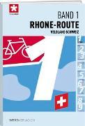 Cover-Bild zu Veloland Schweiz Band 1 von SchweizMobil
