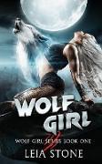 Cover-Bild zu Wolf Girl von Stone, Leia