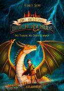 Cover-Bild zu Die geheime Drachenschule - Das Tribunal der Sieben Flammen (eBook) von Skye, Emily