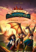 Cover-Bild zu Die geheime Drachenschule - Die Rebellion der Drachenreiter von Skye, Emily