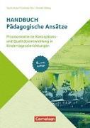 Cover-Bild zu Handbuch / Pädagogische Ansätze (4., erweiterte Auflage) von Düx, Gislinde