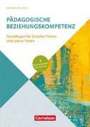 Cover-Bild zu Handbuch: Pädagogische Beziehungskompetenz von Baer, Udo