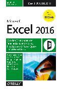 Cover-Bild zu Microsoft Excel 2016 - Das Handbuch (eBook) von Hügemann, Hildegard