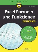 Cover-Bild zu Excel Formeln und Funktionen für Dummies (eBook) von Bluttman, Ken