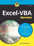 Cover-Bild zu Excel-VBA für Dummies von Walkenbach, John