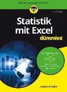 Cover-Bild zu Statistik mit Excel für Dummies von Schmuller, Joseph