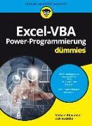 Cover-Bild zu Excel-VBA Power-Programmierung für Dummies von Alexander, Michael