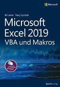 Cover-Bild zu Microsoft Excel 2019 VBA und Makros von Jelen, Bill