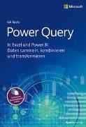 Cover-Bild zu Power Query von Raviv, Gil