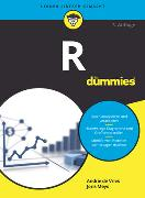 Cover-Bild zu R für Dummies von de Vries, Andrie