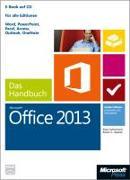 Cover-Bild zu Microsoft Office 2013 - Das Handbuch von Fahnenstich, Klaus