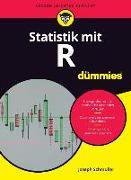 Cover-Bild zu Statistik mit R für Dummies von Schmuller, Joseph