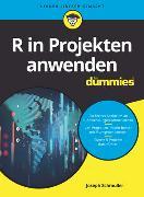 Cover-Bild zu R in Projekten anwenden für Dummies von Schmuller, Joseph