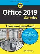 Cover-Bild zu Office 2019 Alles-in-einem-Band für Dummies von Weverka, Peter