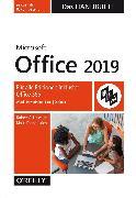 Cover-Bild zu Microsoft Office 2019 - Das Handbuch (eBook) von Haselier, Rainer G.