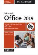 Cover-Bild zu Microsoft Office 2019 - Das Handbuch von Haselier, Rainer G.