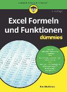 Cover-Bild zu Excel Formeln und Funktionen für Dummies von Bluttman, Ken