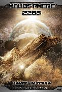 Cover-Bild zu Heliosphere 2265 - Band 49: Kampf um Terra (eBook) von Suchanek, Andreas