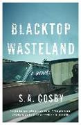 Cover-Bild zu Blacktop Wasteland von Cosby, S. A.