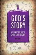 Cover-Bild zu God's Story von Cosby, Brian H.