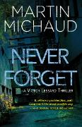 Cover-Bild zu Never Forget (eBook) von Michaud, Martin