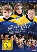 Cover-Bild zu Die Pee-Wees - Rivalen auf dem Eis von Bouchard, Martin